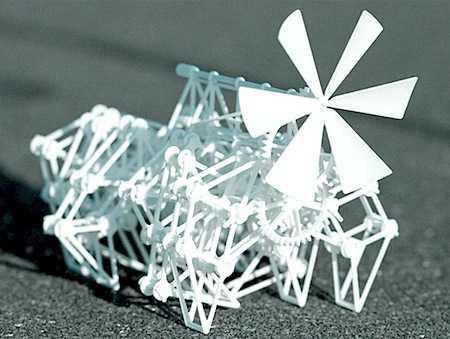 Strandbeest van Theo Jansen maken met 3D printer