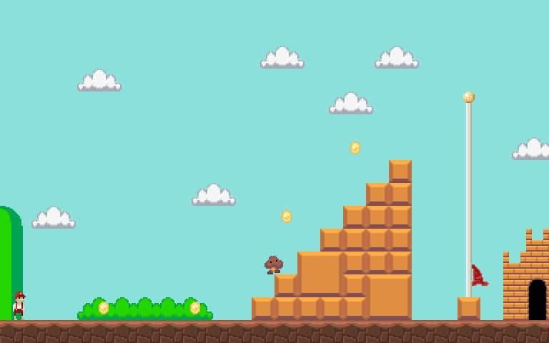Super Mario Summary