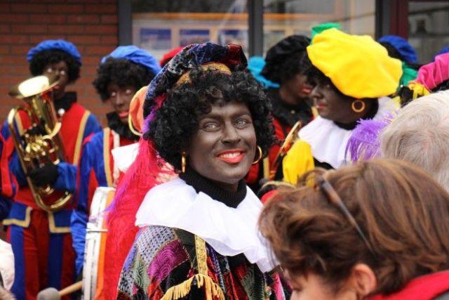 Waarom is Zwarte Piet zwart?