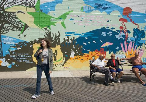 At least it has sharks (Coney Island, Brooklyn, NY) - 2007-05