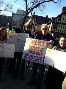 poverty wages are not kosher