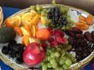 Tu B'Shevat Seder Plate
