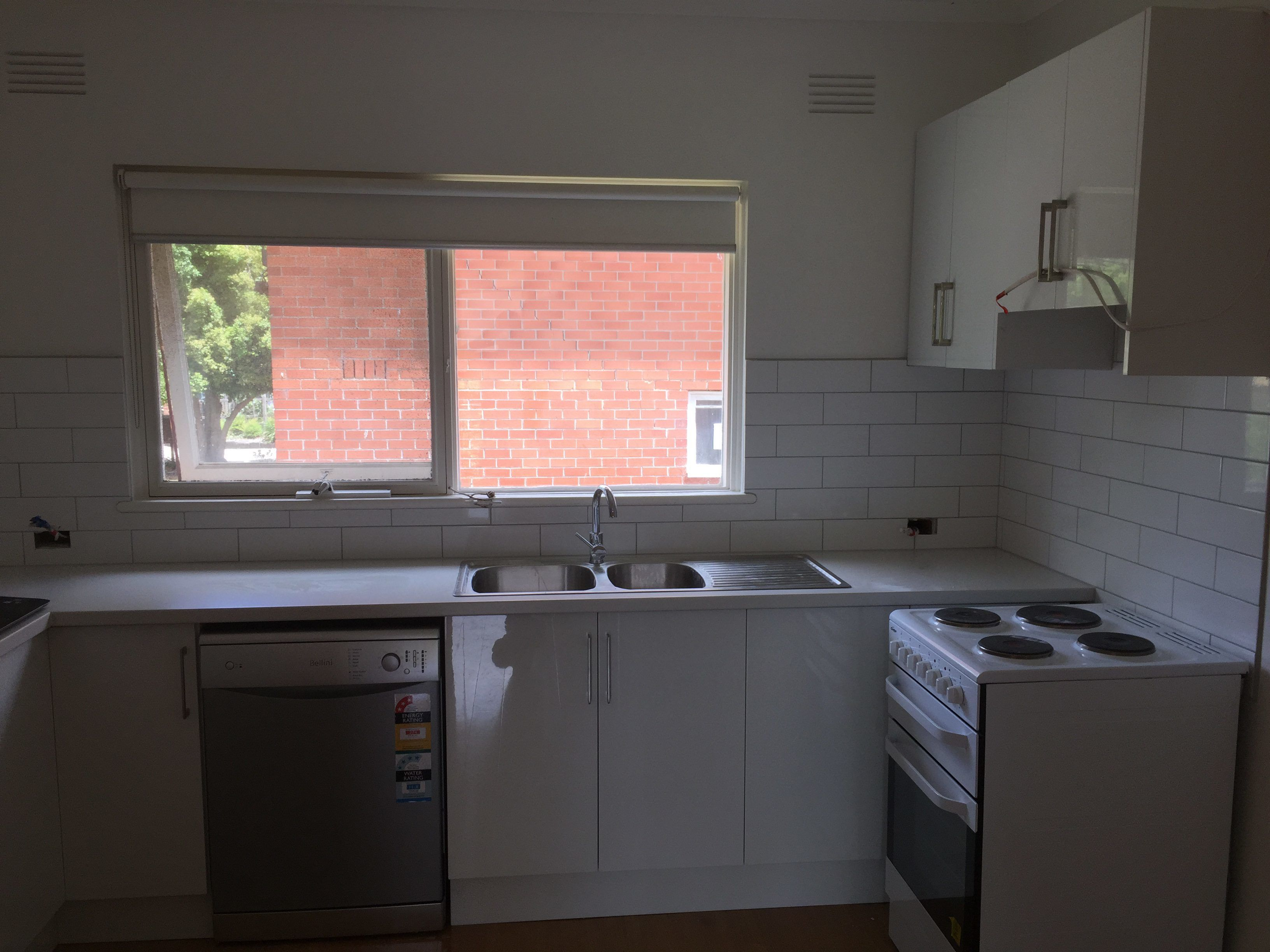 Hawthorn Kitchen splashbacks completed
