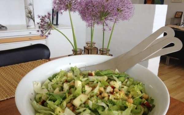 Proteinrig salat