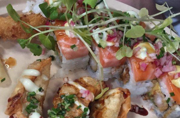 Street sushi, aalborg
