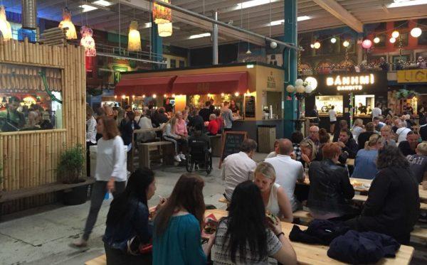 Street food i Aalborg
