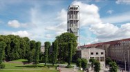Rådhustårnet er 60 meter højt