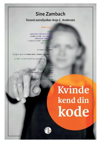 Kvinde kend din kode - app-workshop og bogreception