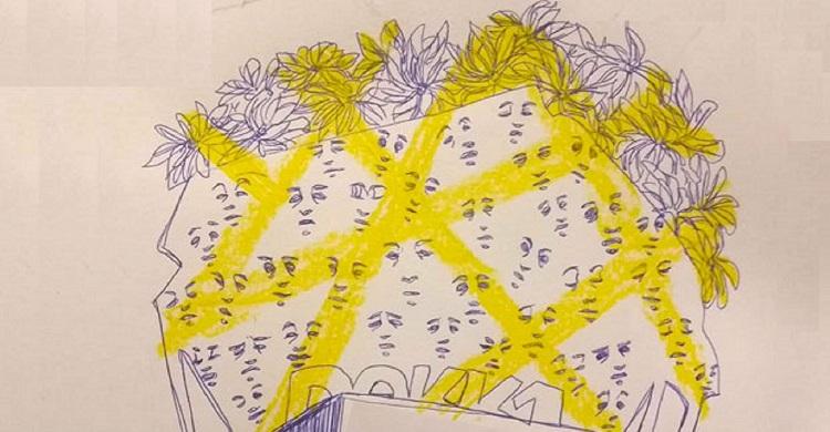 Talentfulde kunstelever udstiller på Dokk1