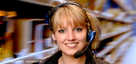 Apport System reklamefoto