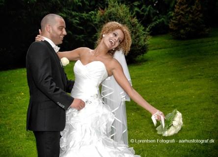 Bryllupsfotografering Shene og Ahmad