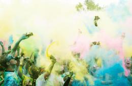 Color Run Gellerup