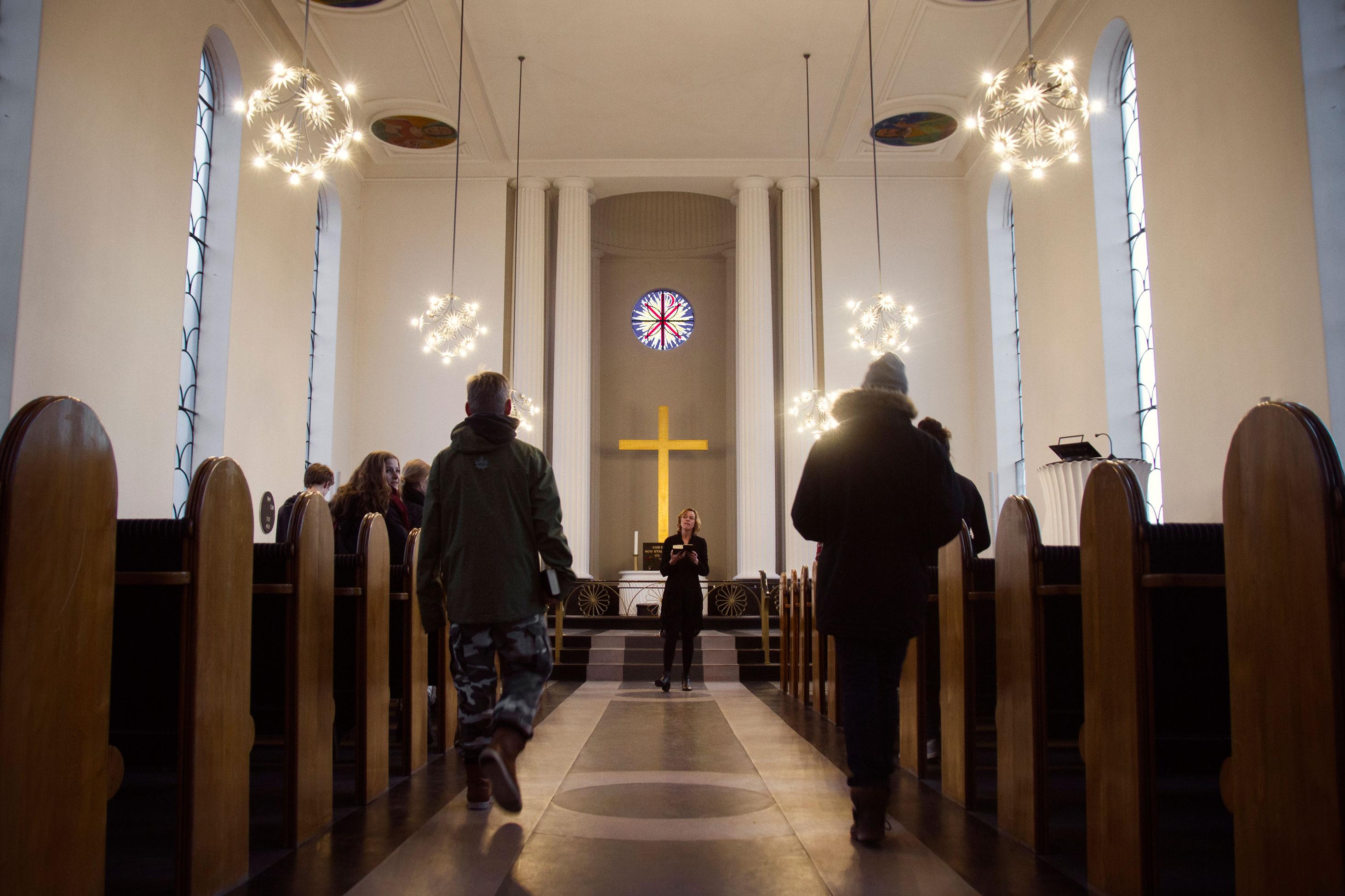 Præst Lukas Kirke