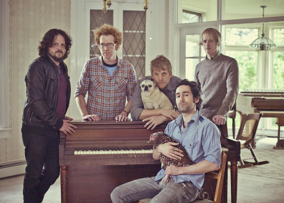 Blitzen Trapper Band Photo.