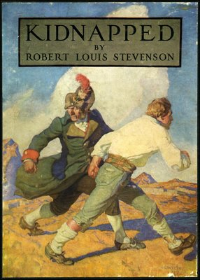 cover by NC Wyeth (1913)