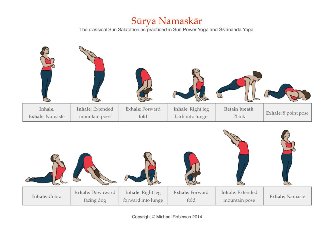 About Sun Power Yoga