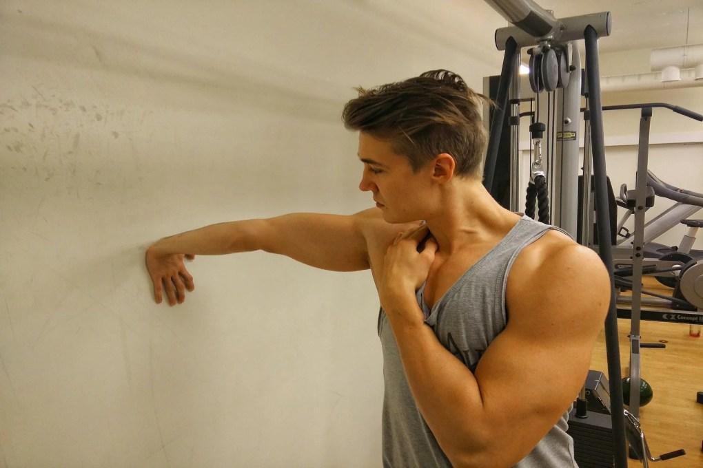 Biceps Brachii Venytys 2