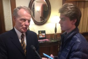 Michael J Madigan and Aaron Hanania interview