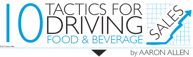 Promote a Restaurant: 10 Tactics for Driving Food & Beverage Sales