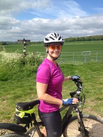 Cycling the Ridgeway