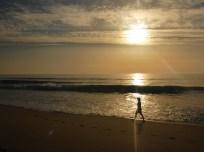 fonte-da-telha-evening-beach-walk
