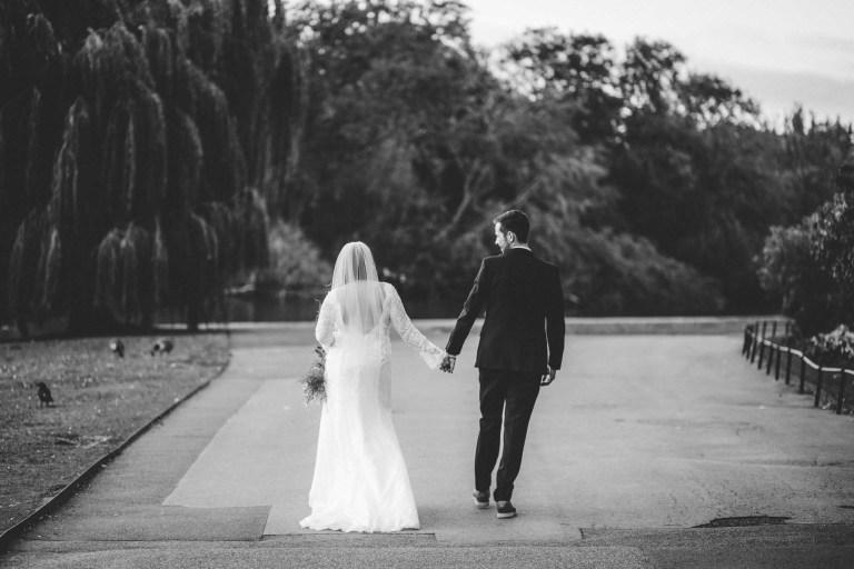 London Regents Park Wedding Photos