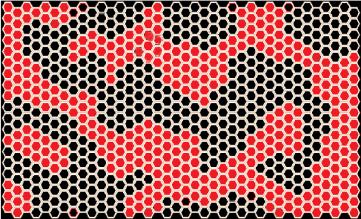 Hexagon game photo for Facebook