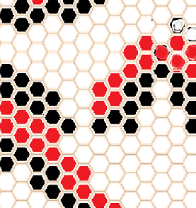 Hexagon game puzzle 1 (Red to play)
