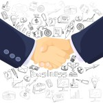 Handshake-partnership