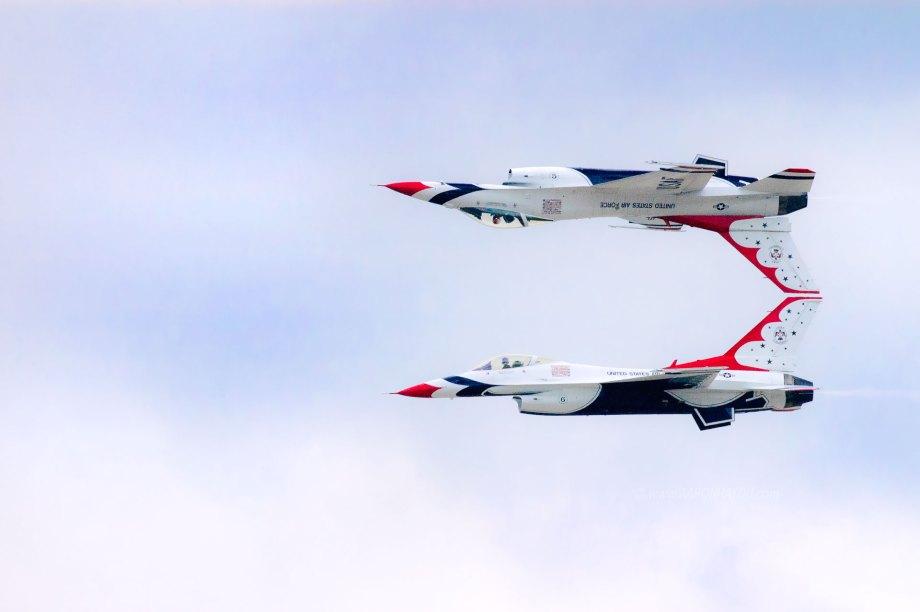 Precision Flying Thunderbirds