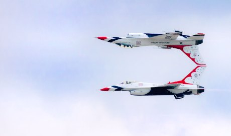 Precision Flying Thunderbirds