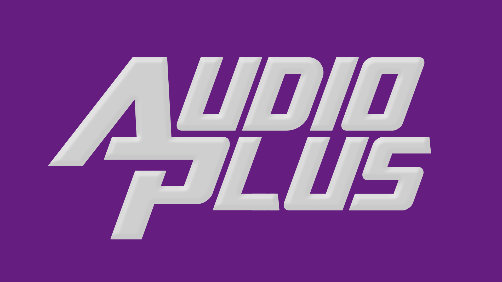 Audio Plus Branding