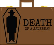 Death of a Salesman Portfolio (School Play Logo)