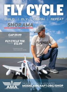 Fly Cycle Ad