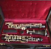 Two Great American Oboe Makers Into One; A Review Of The New Fox-Laubin Professional Oboe