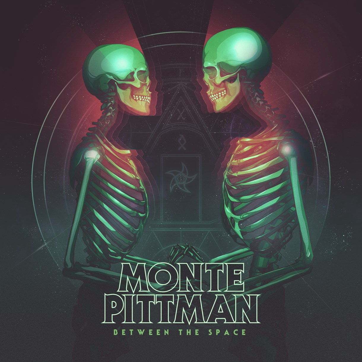 Monte Pittman – Between the Space