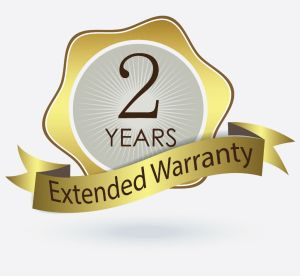 Credit card extended warranty
