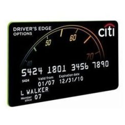 upgrade your credit card - Citi Drivers Edge