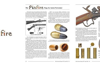 The Pinfire Page