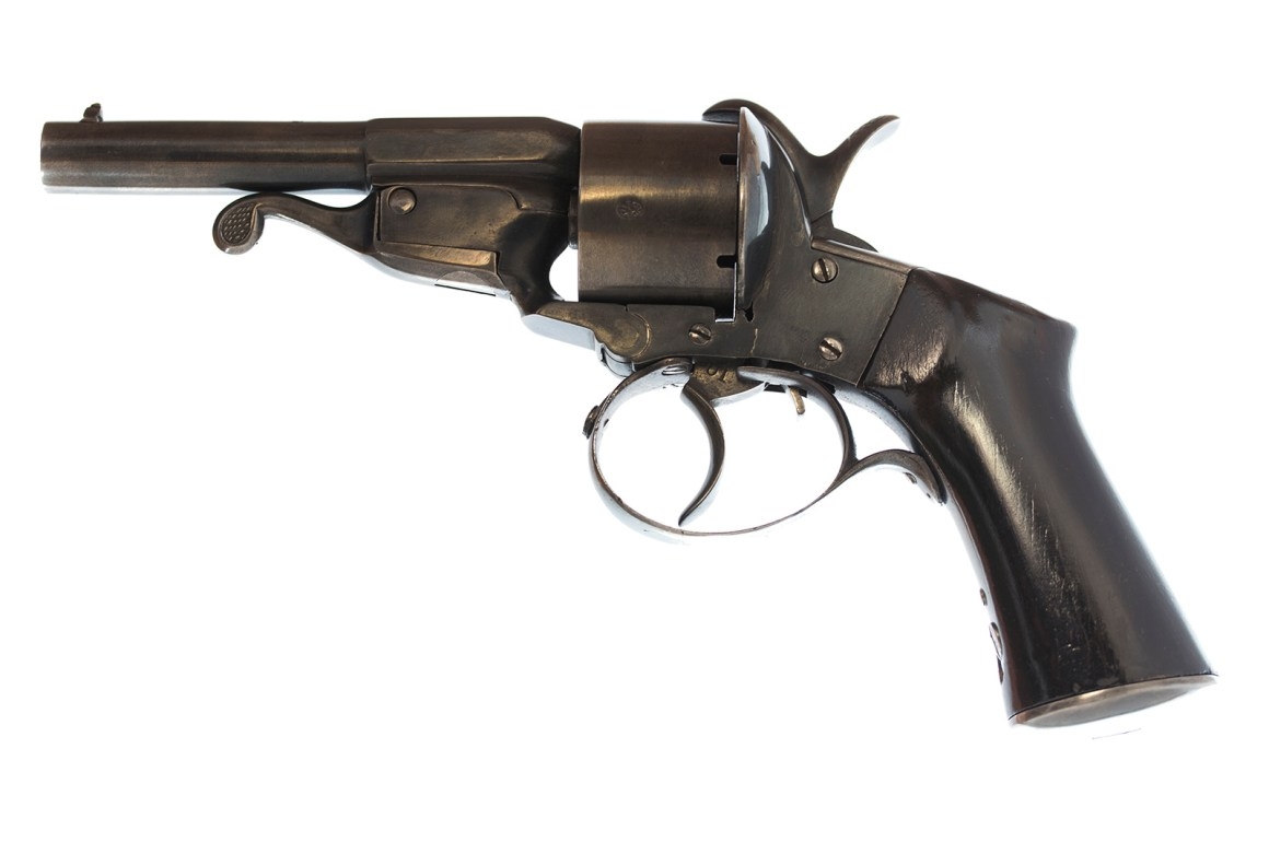 Javelle Pinfire Revolver