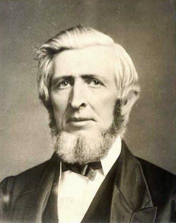 Christian Sharps Portrait