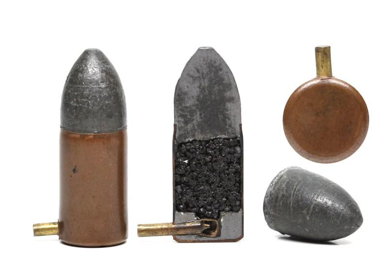C. D. Leet Pinfire Cartridges