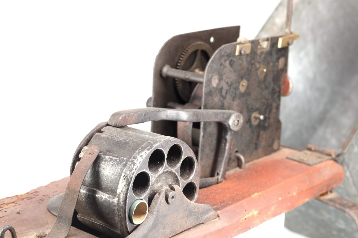 Millichamp's Patent Self Acting Field Clock Gun