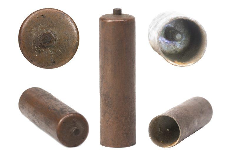 William Tibbals Patent Model Horizontal Pinfire Cartridge
