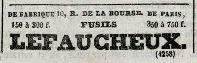 Lefaucheux - September 17, 1836 - Journal Des Débats