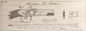Pottet Patent Drawing