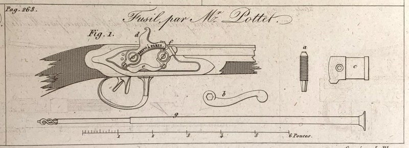 Pottet Patent Drawing