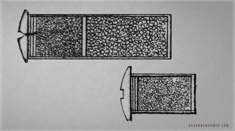 Pauly Cartridges from Description des Machines et Procédés spécifiés dans les Brevets D'Invention
