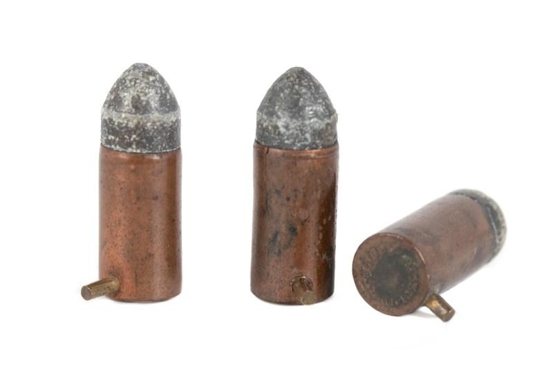 Charles Fusnot 7mm Pinfire Cartridges
