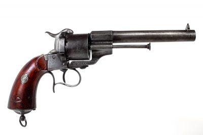 Lefaucheux model 1854